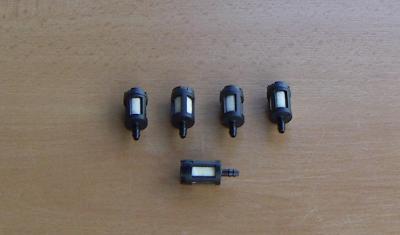 Palivový filtr pro pily, křovinořezy - 5x