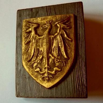 Velká Svato-Václavská Orlice -plaketa ,Království České , medaile,ČSR