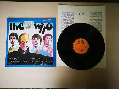 LP THE WHO - The best of