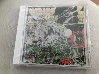 Hugo Toxxx - Trash Rap (hypno808) CD rap Supercrooo Dixxx