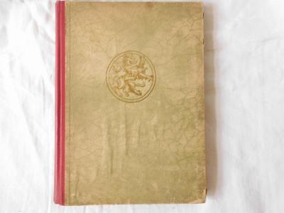 Česká kniha v minulosti