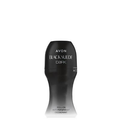 Kuličkový deodorant antiperspirant Black Suede Dark