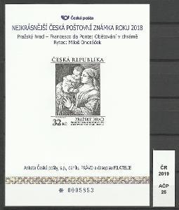 ČR 2019, AČP 25, číslo 0005853