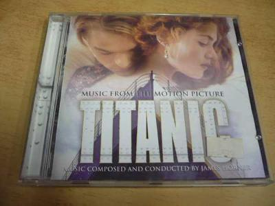 CD TITANIC (Music from The Motion Picture)