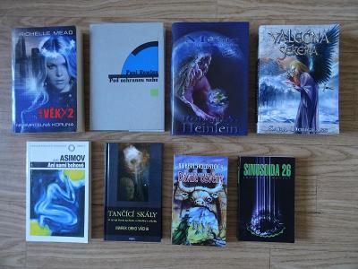8x Sci-fi / Fantasy