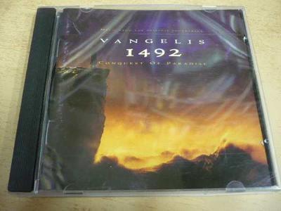 CD VANGELIS / 1492