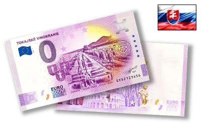 SK161 ● Euro Souvenir ● TOKAJSKÉ VINOBRANIE [2021]