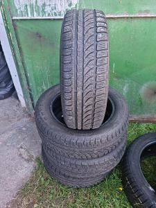 4ks ZIMNÍ PNEU 185/60 r15 Dunlop