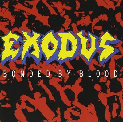 EXODUS - BONDED BY BLOOD - CD