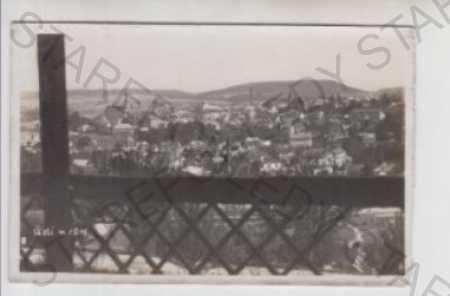 Ústí nad Orlicí, Pohled na město