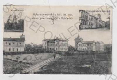 Plzeň - Jih, Dobřany, Ústav, Více pohledů, Kostel