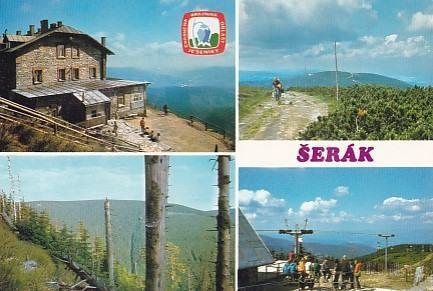 JESENÍKY - ŠERÁK - OKÉNKOVÁ - 11-UY7