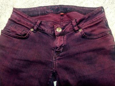 Luxusní džíny slim FISHBONE vel.XS