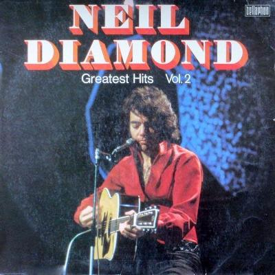 *NEIL DIAMOND - GREATEST HITS VOL. 2