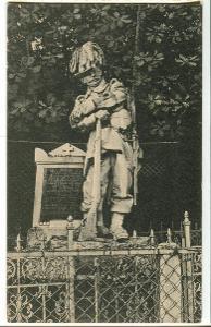 Hradec Králové, pomník padlým, válka 1866