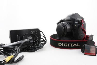 Zrcadlovka Canon 1Ds II +24mm