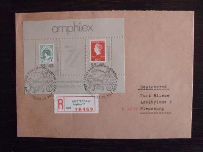 Holandsko 1997  Amphilex prošlá celistvost