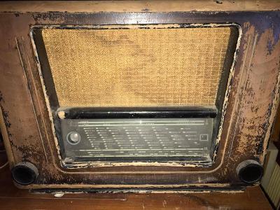 Staré rádio Staré radio Tesla Kongres