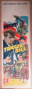 Trigger Bill - (film, filmový plakát)