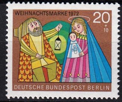 Západní Berlín / West Berlin 1972 Mi.441 MNH **