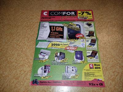 Katalog Comfor - květen/červen 2002