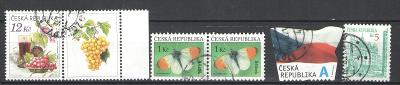 ČR - použité v poštovním styku