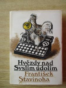 Stavinoha František - Hvězdy nad Syslím údolím  (1. vydání)