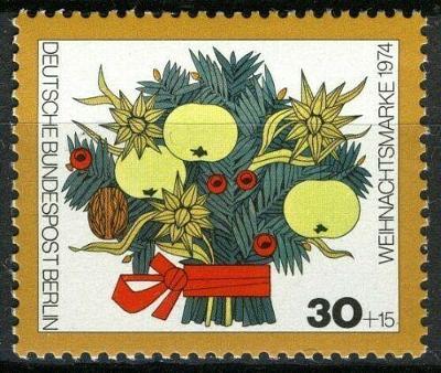 Západní Berlín / West Berlin 1974 Mi.481 MNH **
