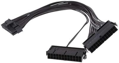Dual psu propojovací kabel zdrojů - 30cm. MINING,ETH,RIG