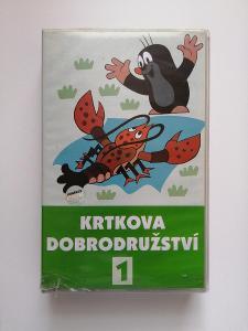 VHS: Krtkova dobrodružství 1, Zdeněk Miler