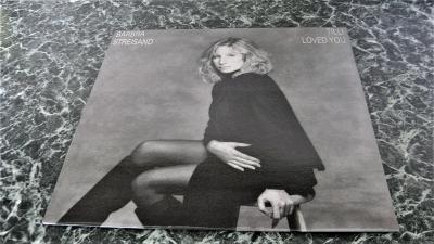 LP - Barbra Streisand Till I Loved You