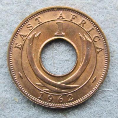 Východní Afrika 1 cent 1962