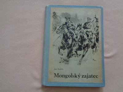 MONGOLSKÝ ZAJATEC-Jan Kudela