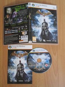 Batman Arkham Asylum PC původní verze pro sběratelské účely