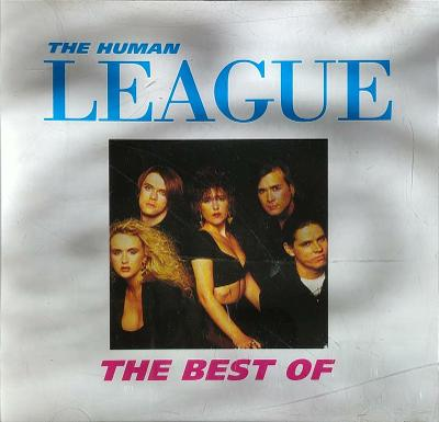 CD The Human League – The Best Of The Human League