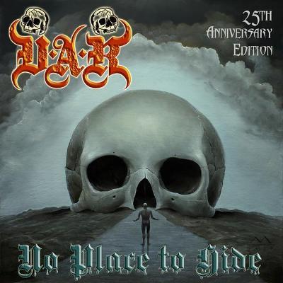 CD V.A.R. - No Place to Hide - Není se kam skrýt  (1990)