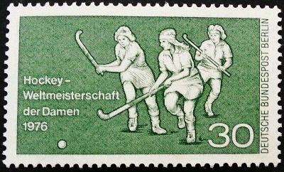 Západní Berlín / West Berlin 1976 Mi.521 MNH ** sport