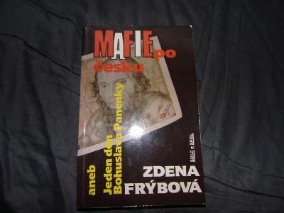 Z.Frýbová-Mafie po česku