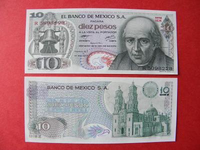 10 Pesos 18.2.1977 Mexico - P63i - UNC - /I202/