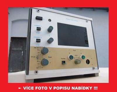 RFT? - paměťový osciloskop oscilograf měřák DDR NDR
