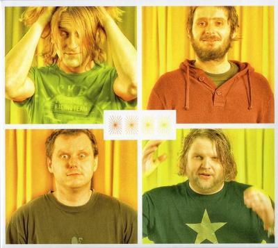 CD Vypsaná fixa - Čtyři slunce  (2012)