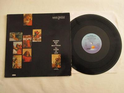 LP Maxi single Frankie Goes to Hollywood the Power Of Love 1984