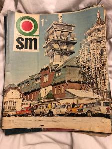 Časopis Svět motorů 1977(Tatra,Aero,Laurin a Klement)