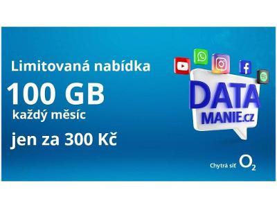 O2 karta 100GB
