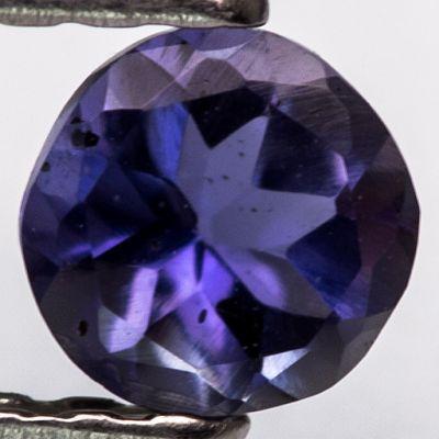 Iolit, krásná barva 0,20ct (4912)