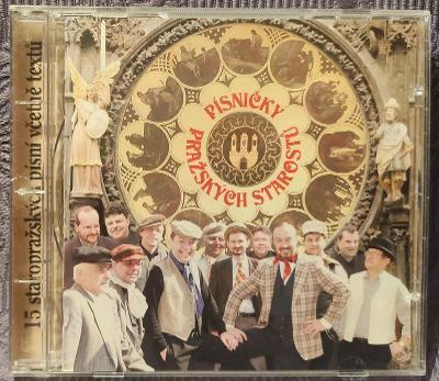 CD - Písničky pražských starostů, Pavel Bém  (2002), CD V PĚKNÉM STAVU