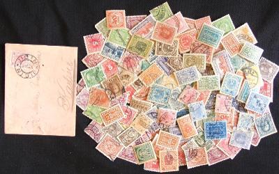 Sbírka staré Rakousko (císařství), max +-1920, i neražené **!