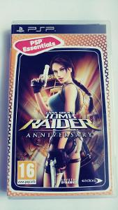 Lara Croft Tomb Raider Anniversary-PSP
