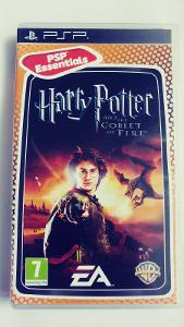 Harry Potter AND THE GOBLET OF FIRE-ESENTIALS-PSP
