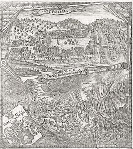 Beroun, Zittauisches ..,  mědiryt, 1791
